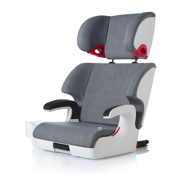 Clek 2019/2020 Oobr Full Back Booster Seat - Cloud