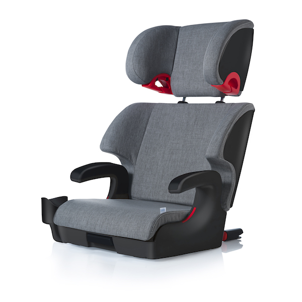 Clek 2019/2020 Oobr Full Back Booster Seat - Thunder