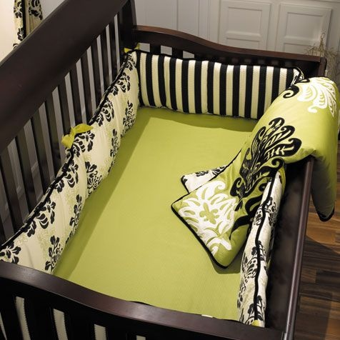Cocalo Couture Harlow Fitted Crib Sheet