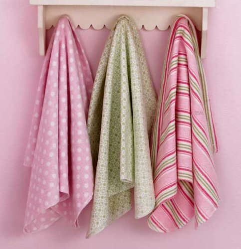 Cocalo Ellie Receiving Blanket 3 Pack