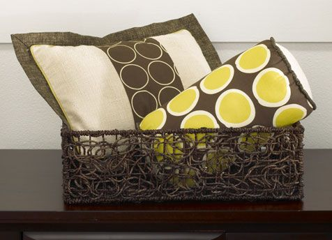 Cocalo Couture Cyprus Pillow Set