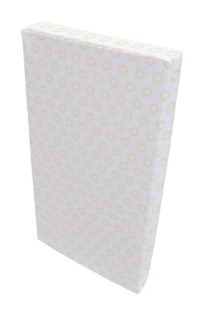Colgate Nuzzle Snuze Crib Mattress, Dottie Lottie