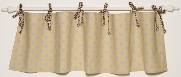 Cotton Tale Designs Nina Selby Play Date Valance