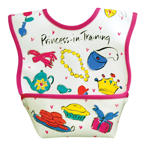 Dex Dura-bib Small Bib, Princess In Training