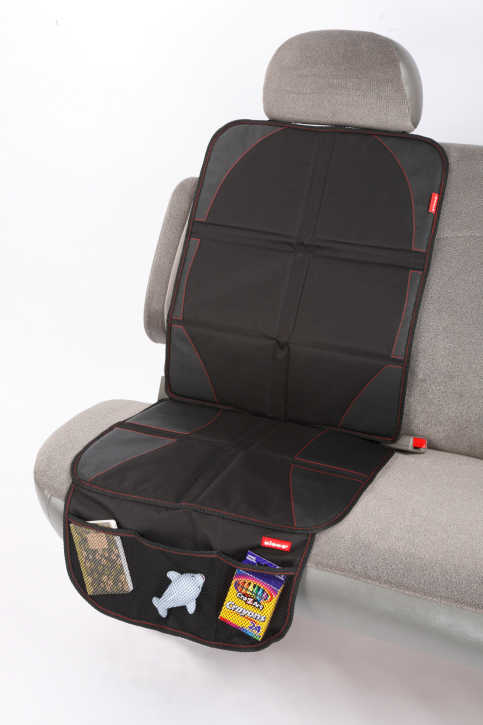 Diono Ultra-Mat Car Seat Protector, Black