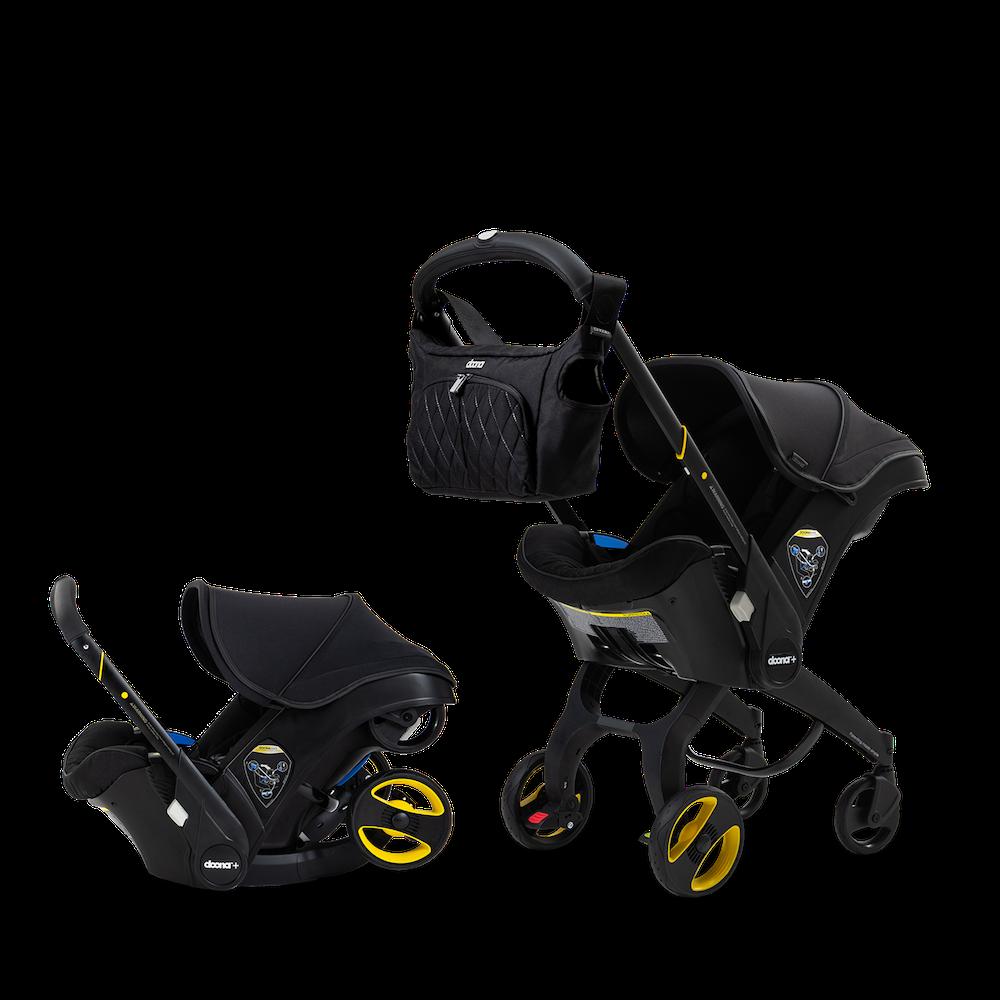Doona Infant Car Seat Stroller Midnight Destination Baby Kids