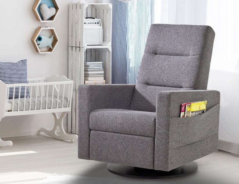 Stupendous Dutailier Kallia Modern Swivel Glider Recliner Beatyapartments Chair Design Images Beatyapartmentscom