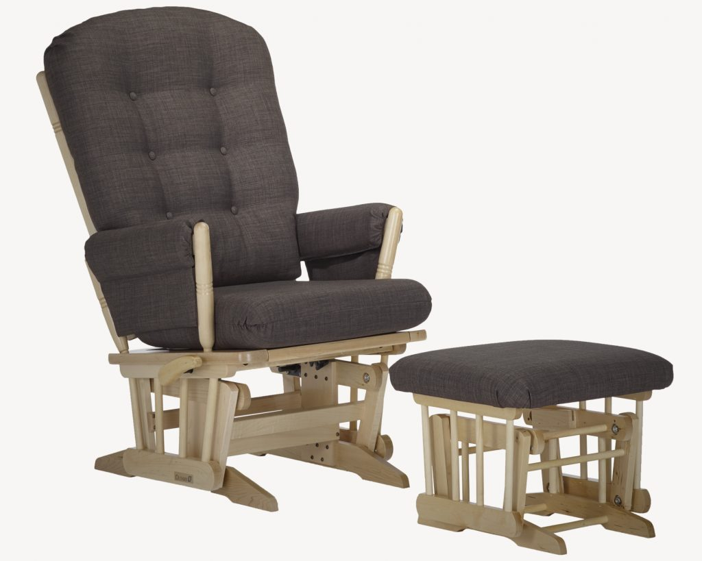 Dutailier Classic 829 Two-Post Chair