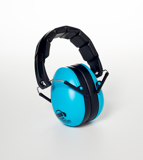 Ems for Kids Child Earmuffs - Blue