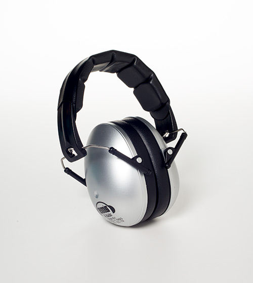 Ems for Kids Child Earmuffs - Silver