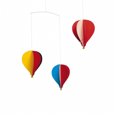 Flensted Mobiles Balloon 3 Hanging Mobile