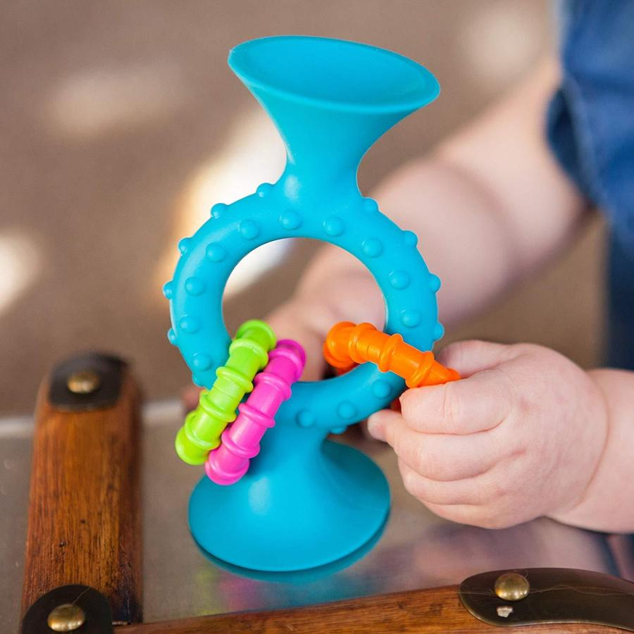 Fat Brain Toys PipSquigz Loops - Teal