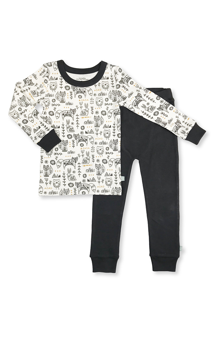 Finn + Emma Hygge Toddler Pajamas in 12-18 Months