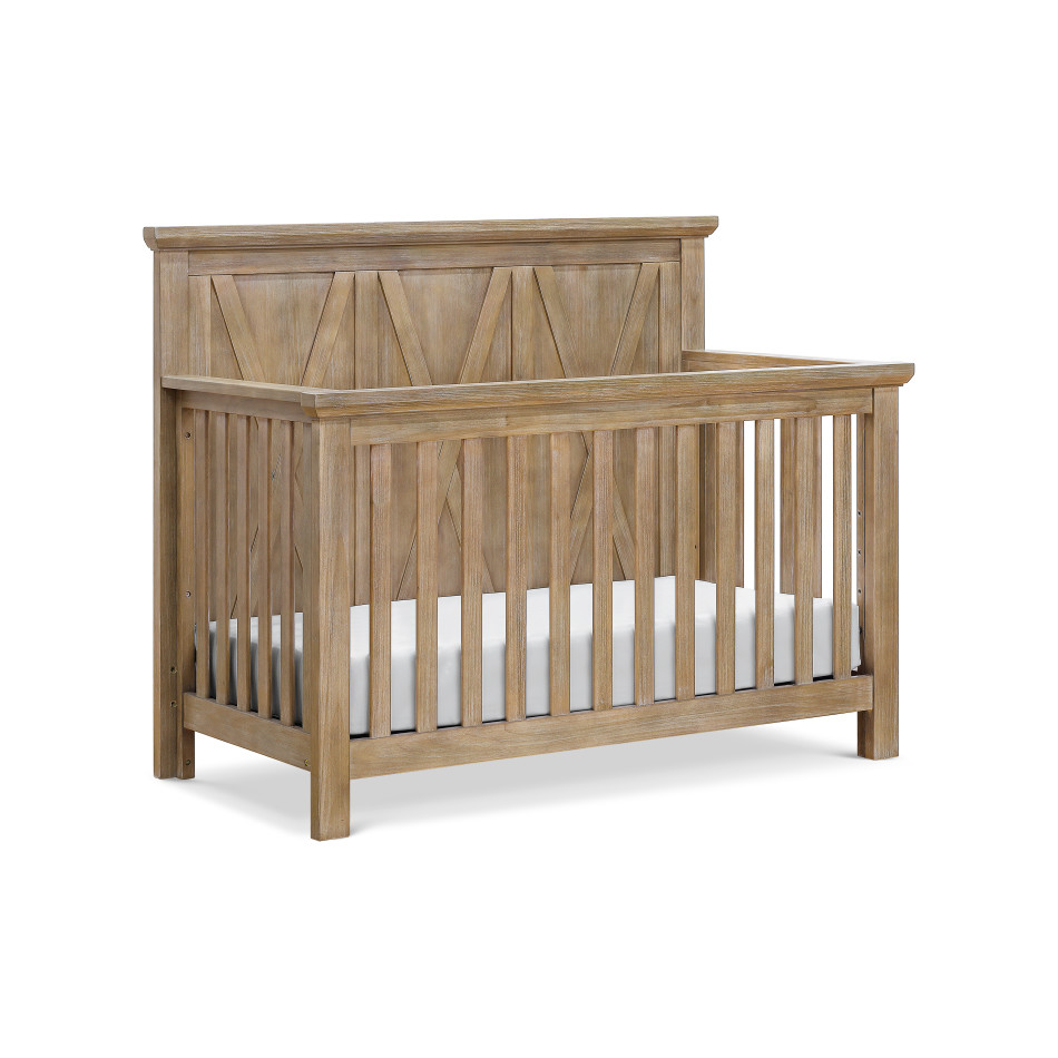 Franklin and Ben Emory Convertible Crib - Driftwood