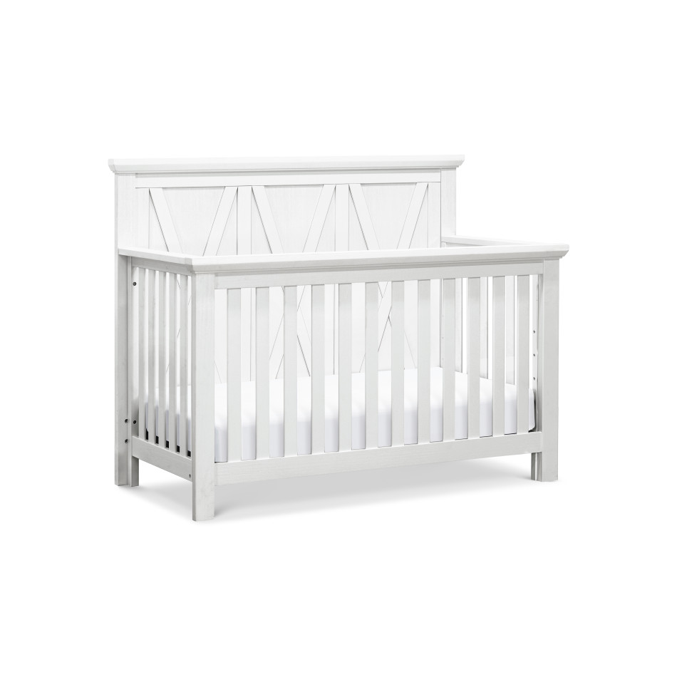 Franklin and Ben Emory Convertible Crib - Linen White