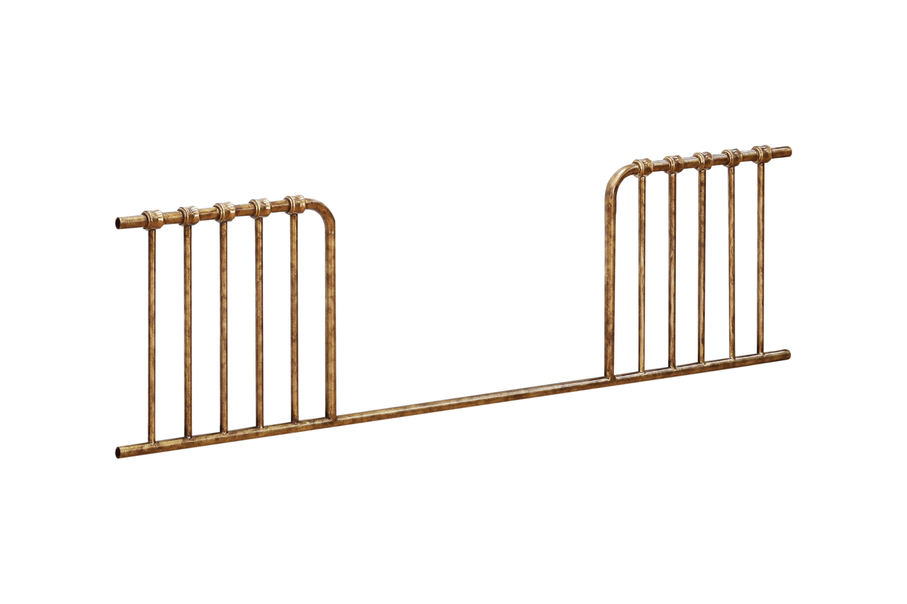 Franklin & Ben Winston / Abigail Toddler Rail - Vintage Gold