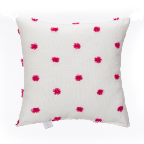 Glenna Jean Lilly and Flo Pillow, Pink Fluff