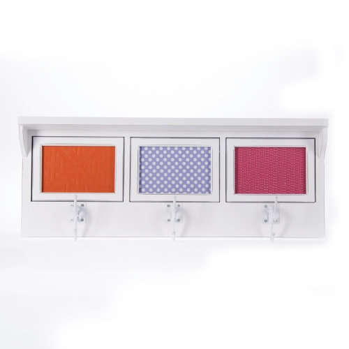 Glenna Jean Lilly and Flo Photo Hanger Shelf