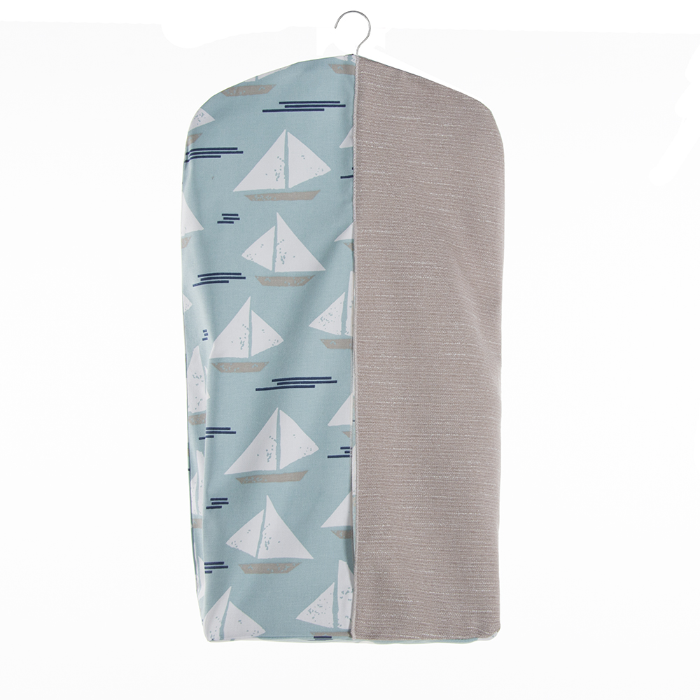 Glenna Jean Little Sailboat Diaper Stacker