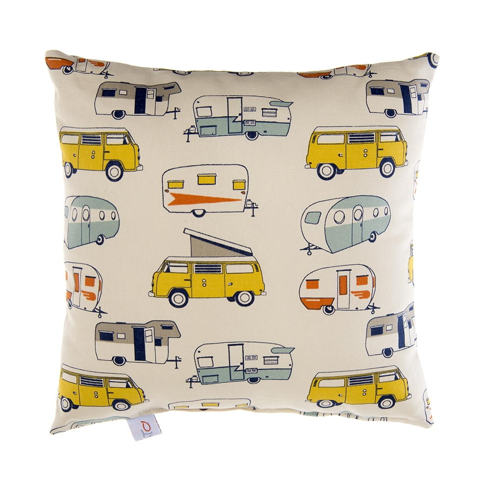 Glenna Jean Happy Camper Pillow, RV