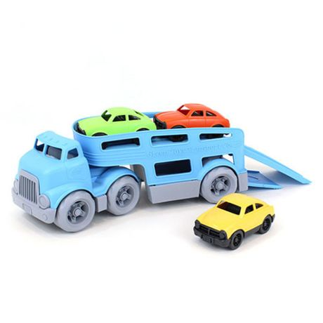 Green Toys Car Carrier Toy