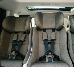 Best in Class! Clek Foonf Car Seat shop now!