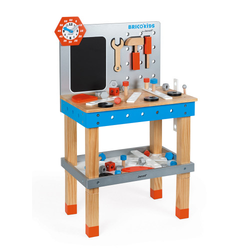 Janod Toys DIY Magnetic Workbench