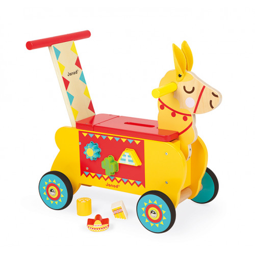Janod Toys Llama Ride On