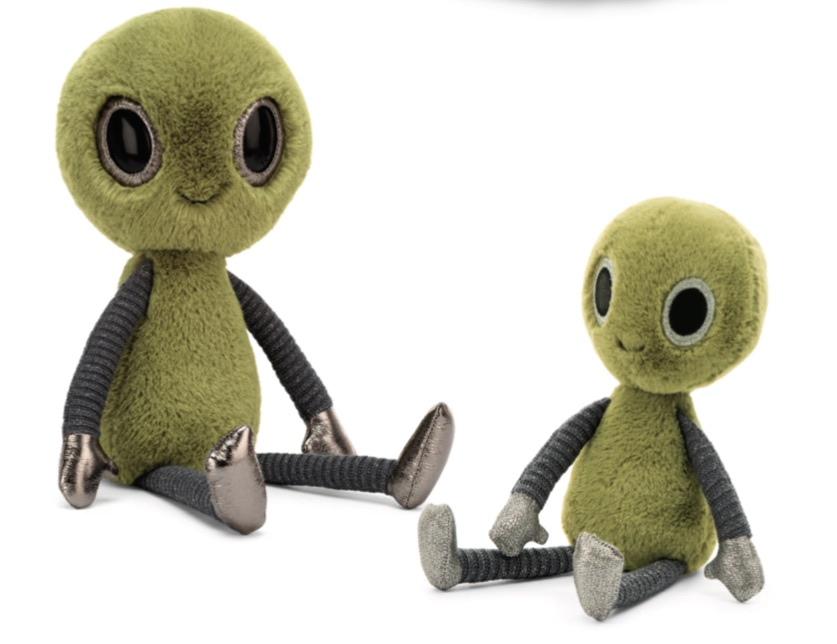 JellyCat Zalien Small
