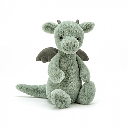 Jellycat Bashful Dragon Medium Plush