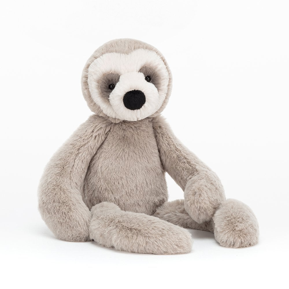 Jellycat Bailey Sloth Small Plush