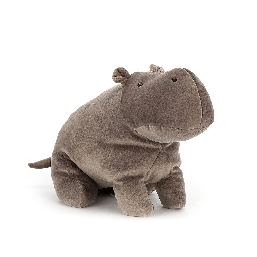 Jellycat Mellow Mallow Hippo Large Plush