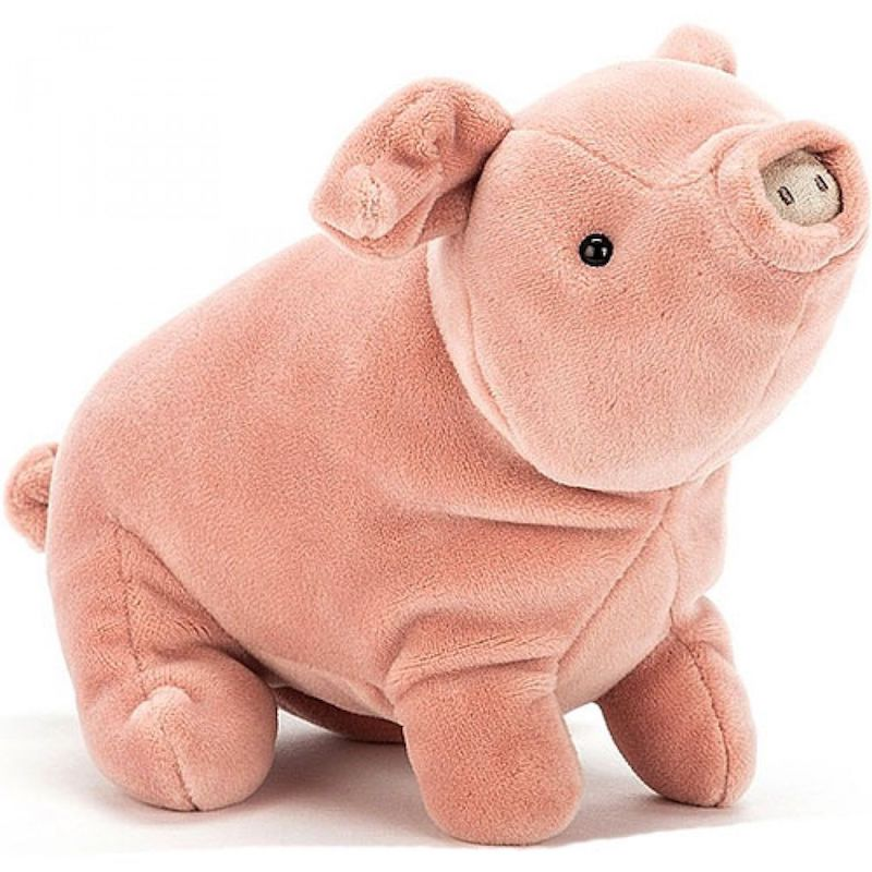 Jellycat Mellow Mallow Pig Large Plush