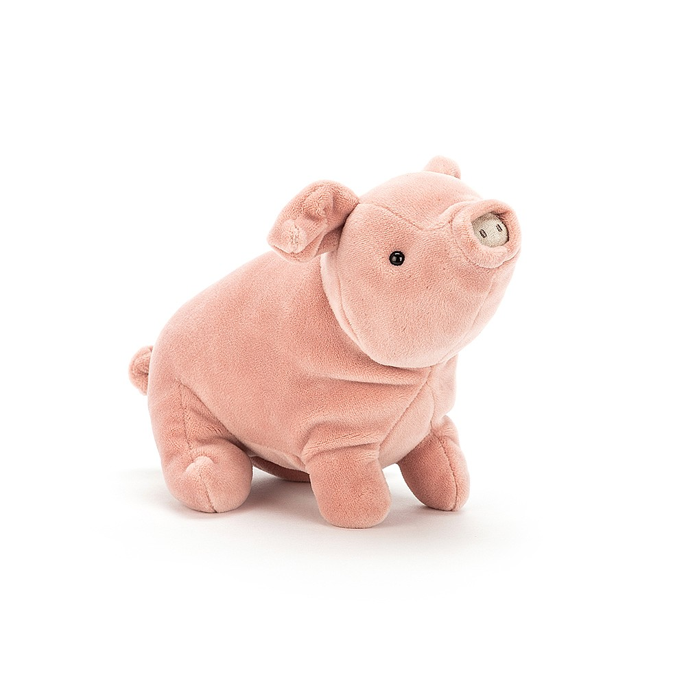 Jellycat Mellow Mallow Pig Small Plush