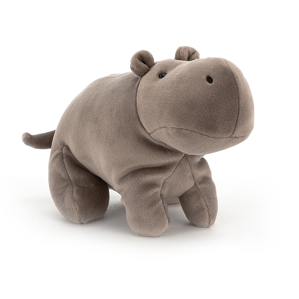 Jellycat Mellow Mallow Hippo Small Plush