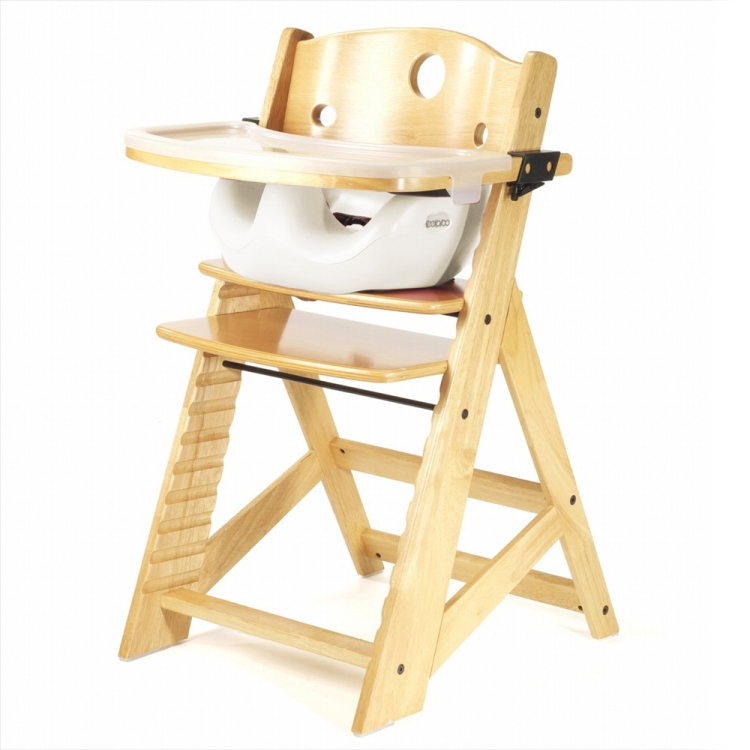 Keekaroo Height Right Chair Infant Insert Tray, Vanilla