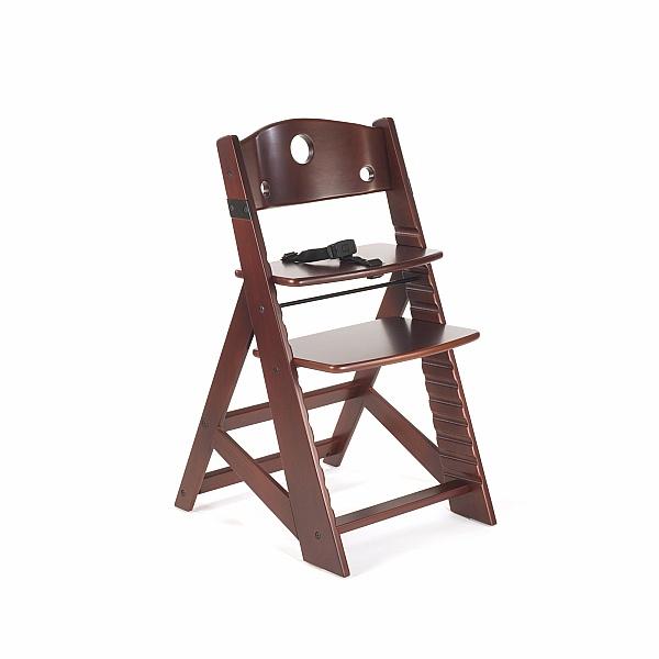 Astounding Keekaroo Height Right Kids Mahogany Chair Short Links Chair Design For Home Short Linksinfo