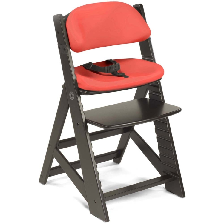 Keekaroo Height Right High Chair + Comfort Cushion - Espresso