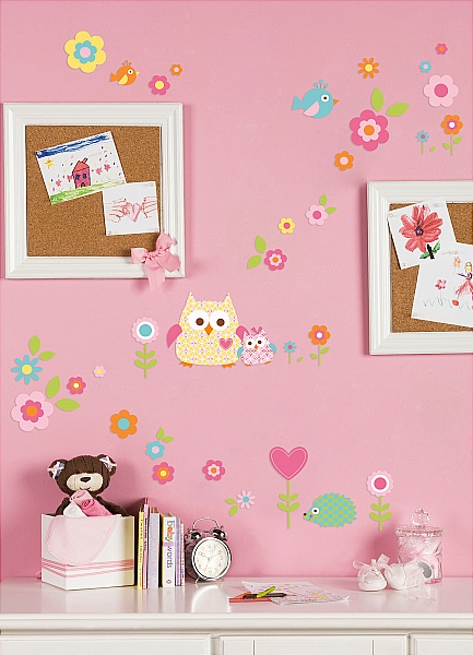 Kidsline Dena Happi Tree Wall Decals