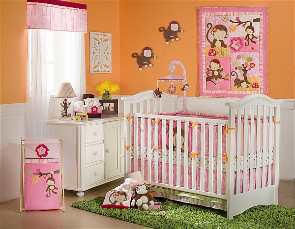 Kidsline Miss Monkey 4 Piece Set