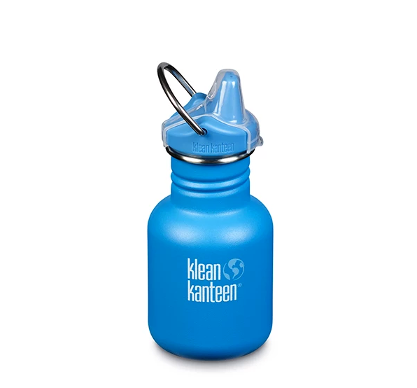 Klean Kanteen Kids Classic Sippy - Pool Party