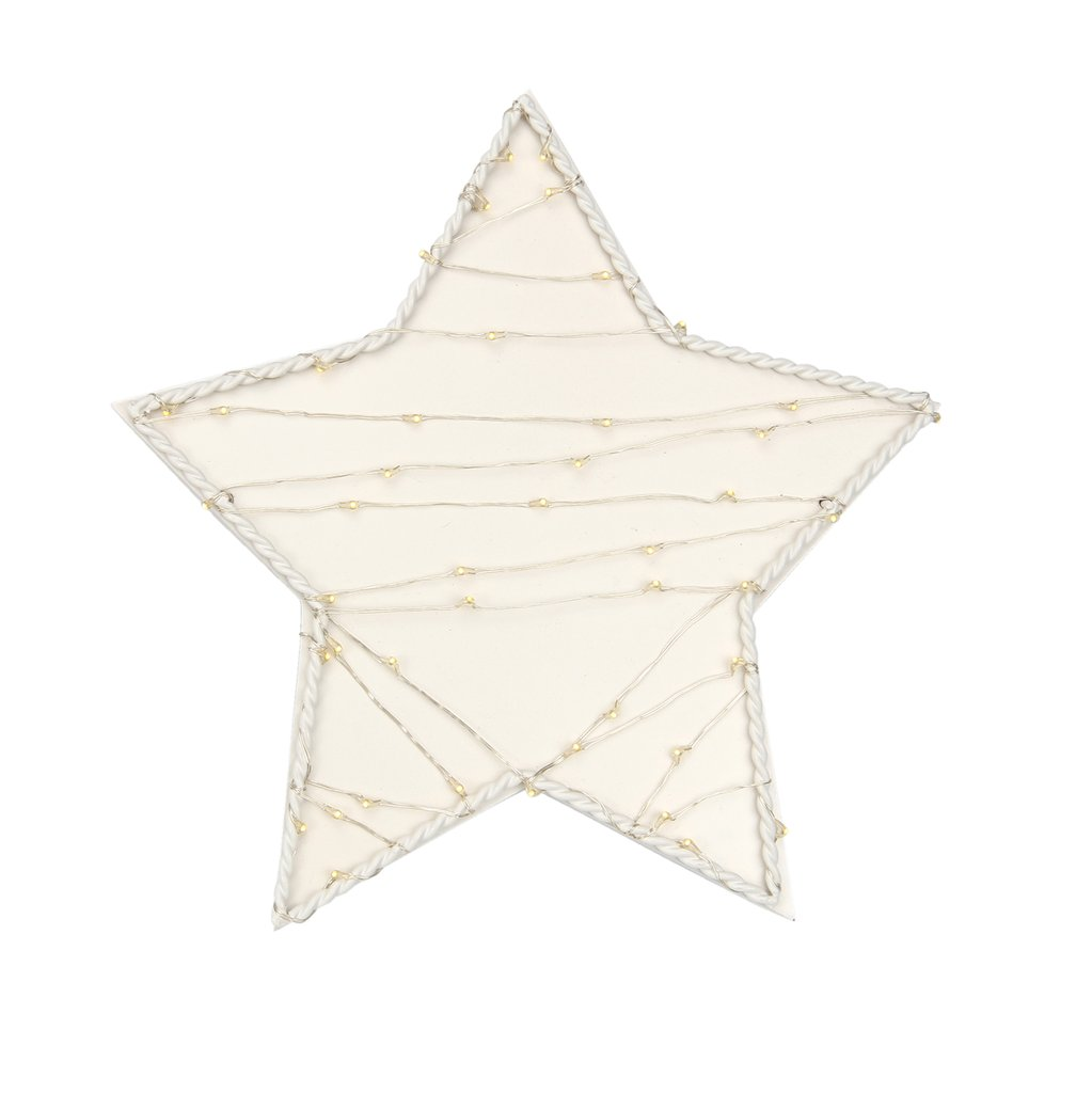 Lambs & Ivy Signature Star LED Light Up Wall Hanging