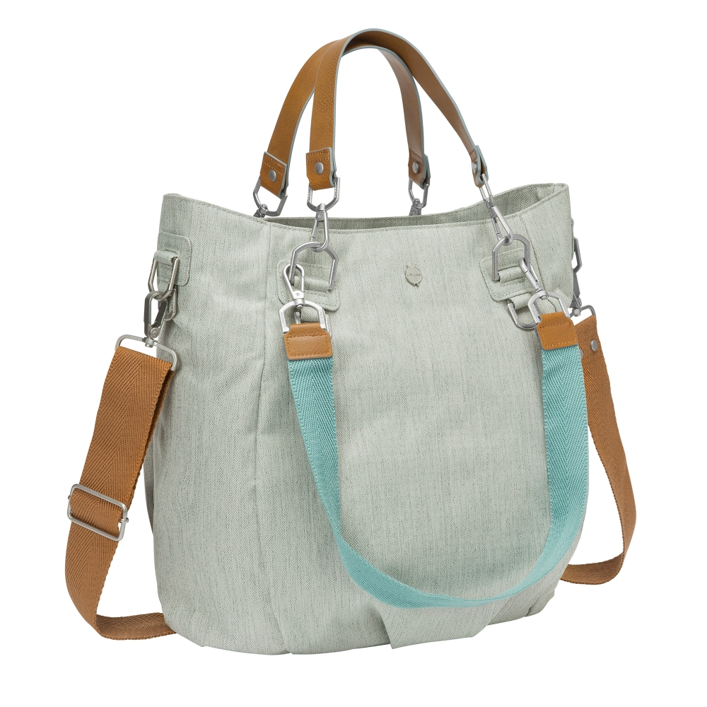 Lassig Green Label Mix 'n Match Bag - Light Grey