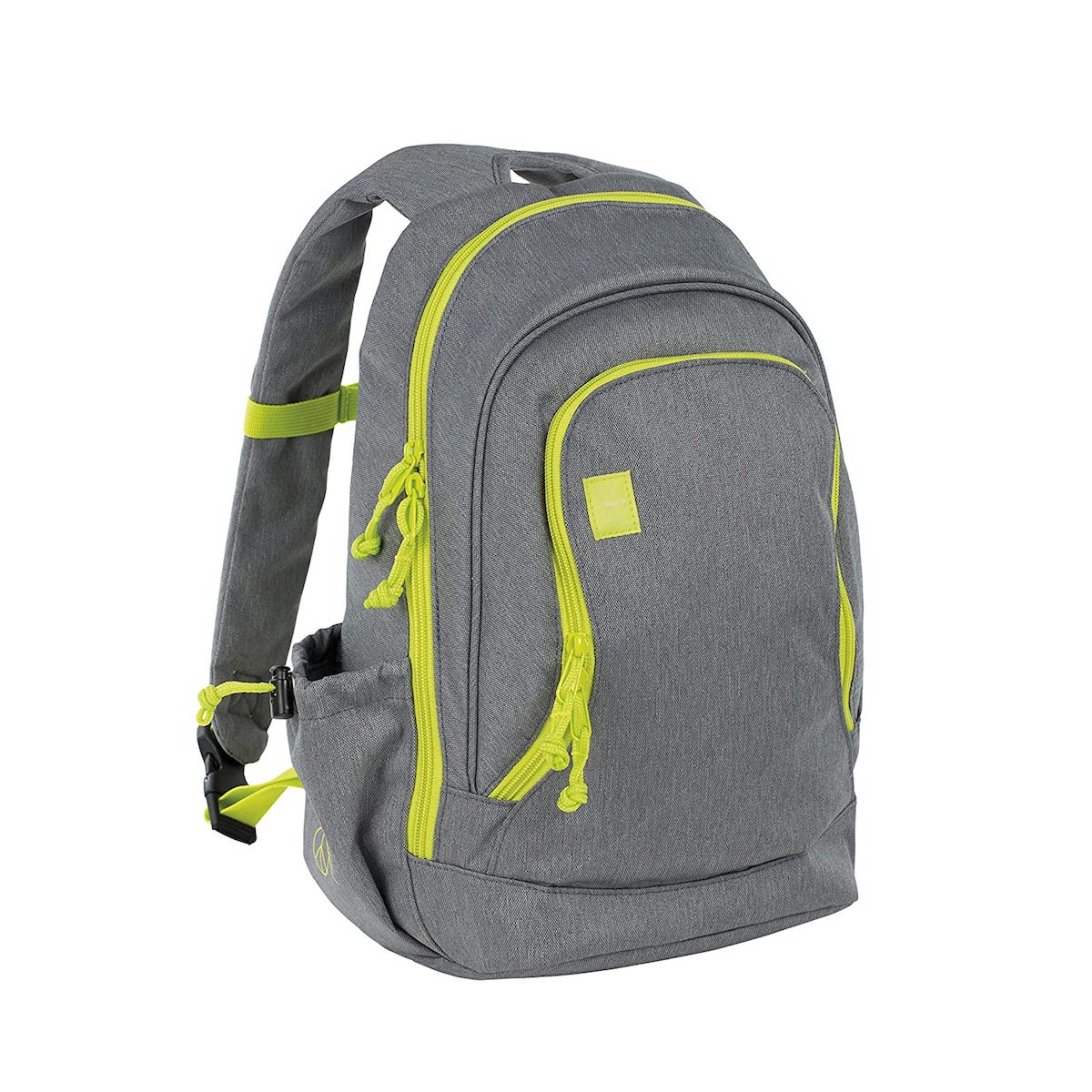 Lassig About Friends Big Backpack - Grey Melange