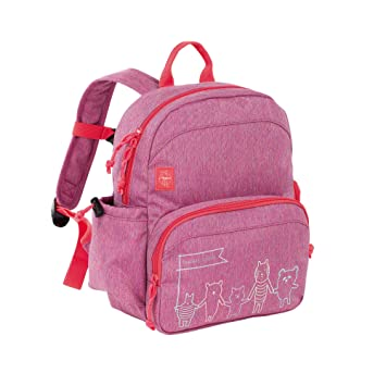 Lassig About Friends Medium Backpack Pink