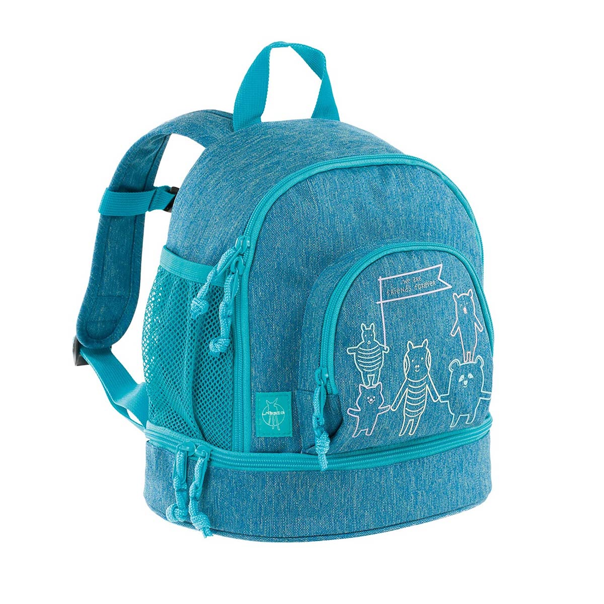 Lassig About Friends Mini Backpack - Blue