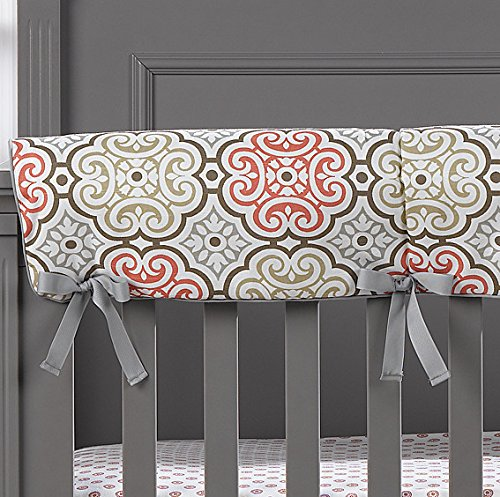 Liz and Roo Garden Gate Crib Rail Cover