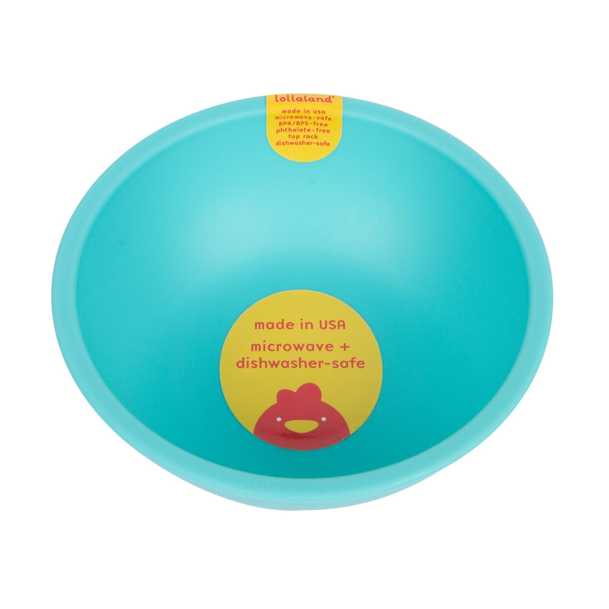 Lollaland Mealtime Bowl - Turquoise