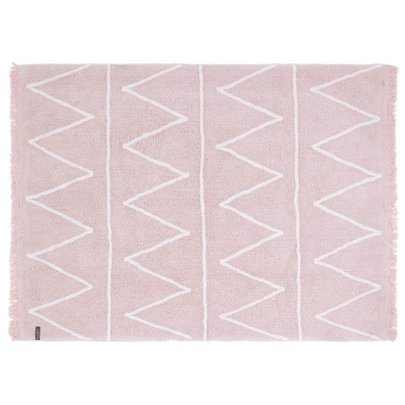 Lorena Canals Hippy Soft Pink Rug