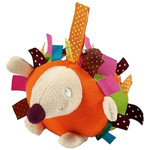Mamas and Papas Soft Chime Toy, Hedgehog